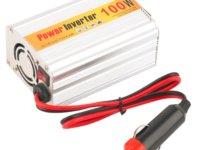 Autós áram átalakító laptop töltés.